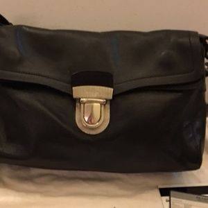 Prada Black Dress Handbag